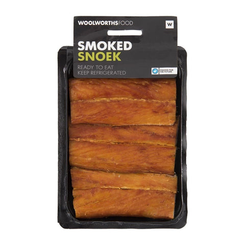 Smoked Snoek Fillets 200g
