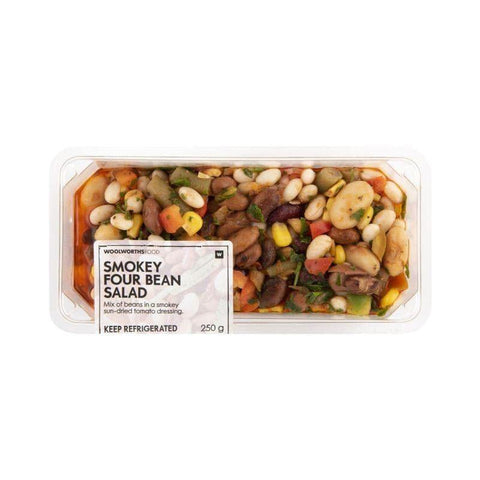 Smokey Four Bean Salad 250g