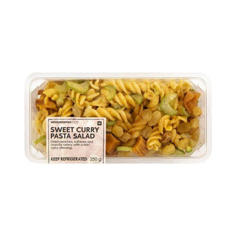 Sweet Curry Pasta Salad 250g