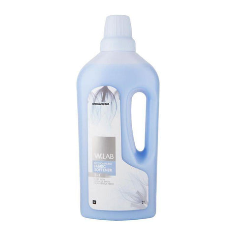W.Lab 3-in-1 Blossom Burst Fabric Softener 2L