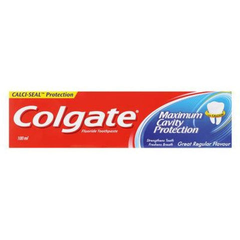 Colgate Regular Toothpaste 100Ml Toiletries