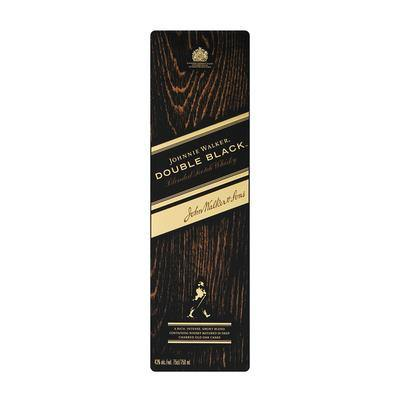Johnnie Walker Double Black Whisky 750ml