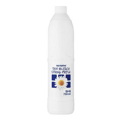 No Name Spring Fresh Bleach 750ml