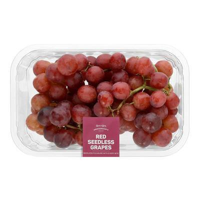 PnP Seedless Red Grapes 500g