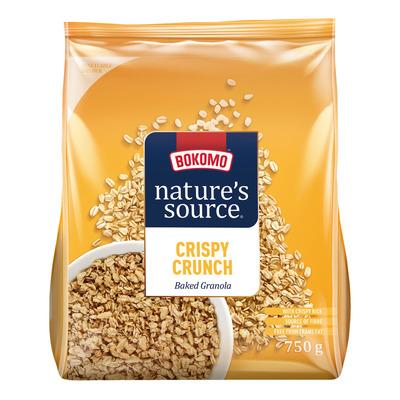 Nature's Source Crispy Crunch 750g