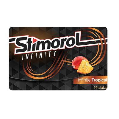 Stimorol Infinity Tropical