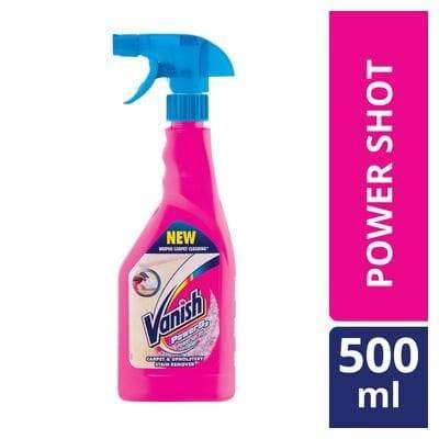 Vanish Carpet And Fabric Stain Remover 500ml
