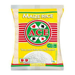 Ace Maize Rice In Poly Bag 1 KG