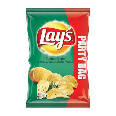 Lay's Chips Spring Onion & Cheese 200g