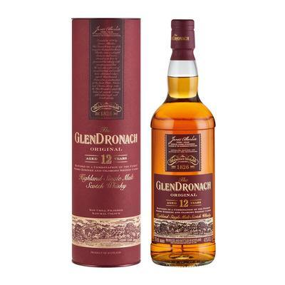 Glendronach 12 YO Single Malt 750ml