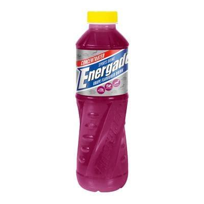 Energade Sports Drink Concentrate Grape 750ml