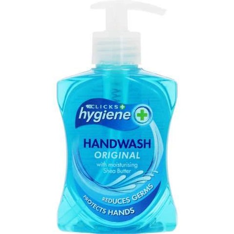 Clicks Hygiene Handwash Original 250ml