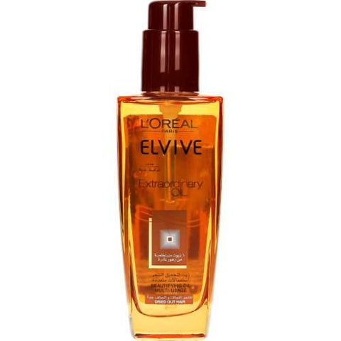 Elvive Extraordinary Oil Beautifying Oil Dried Out Hair Dried Out Hair 100ml