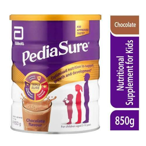 PediaSure Complete Balanced Nutrition Chocolate 850g