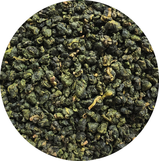 Lishan High Mountain Oolong (Spring 2020)