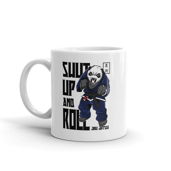 Shut Up and Roll Panda