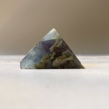 Load image into Gallery viewer, Rainbow Fluorite Pyramid