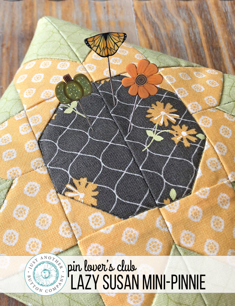 First Look: September Pin Lover's Club & Mini-Pinnie