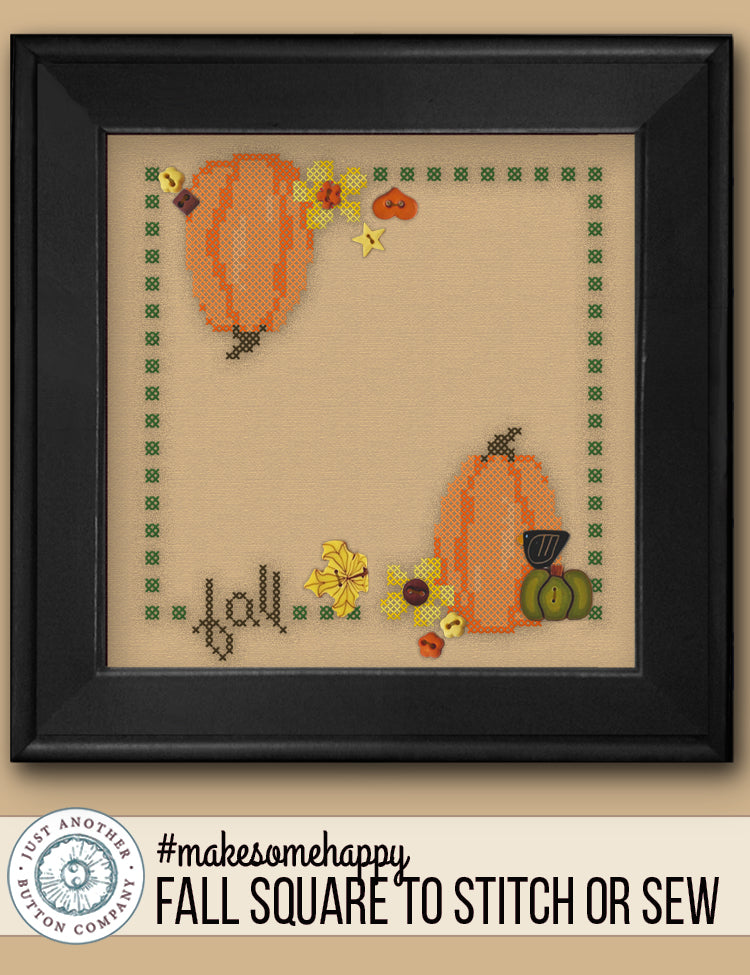 JABC - Fall Square to Stitch or Sew