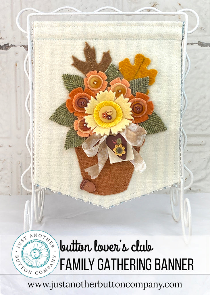 New Pattern: Family Gathering Banner