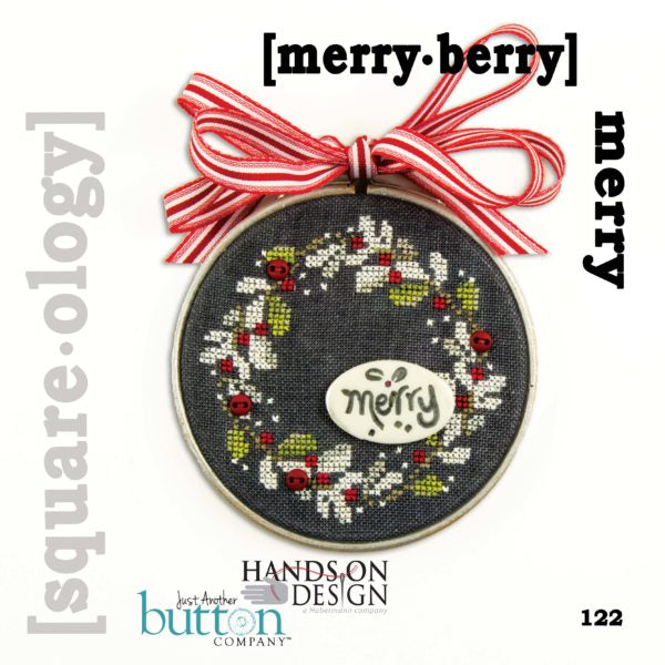 Handmade Holiday Day #8 – [Square.ology] Merry