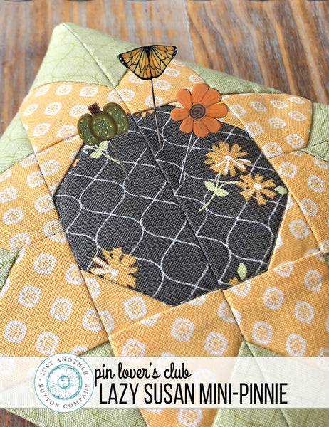 JABC September Pin Lover's Club & Mini Pinnie
