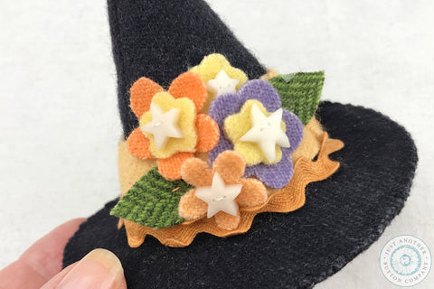 JABC Witch Hat Mini-Pinnie Tutorial