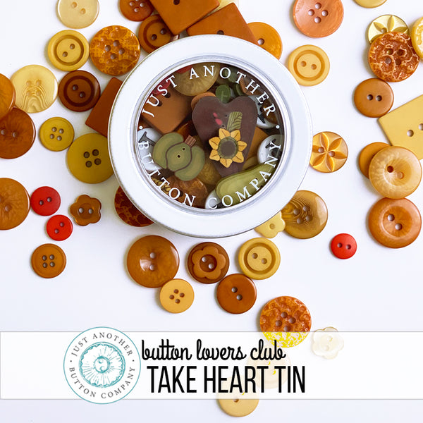 JABC - Take Heart Tin FAMILY GATHERING