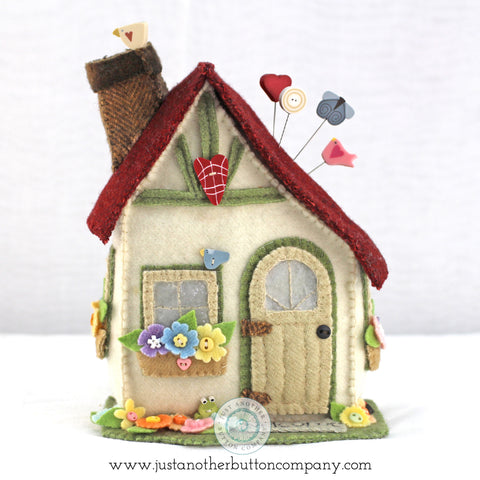Storybook Cottage PDF Pattern