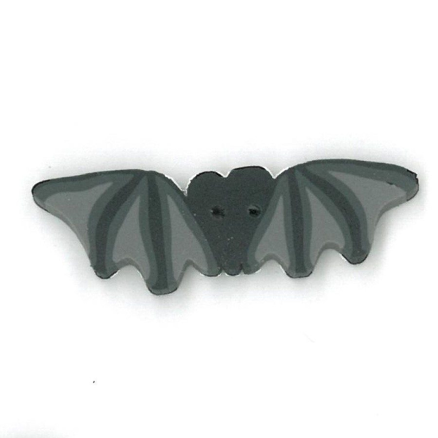 large flying black bat