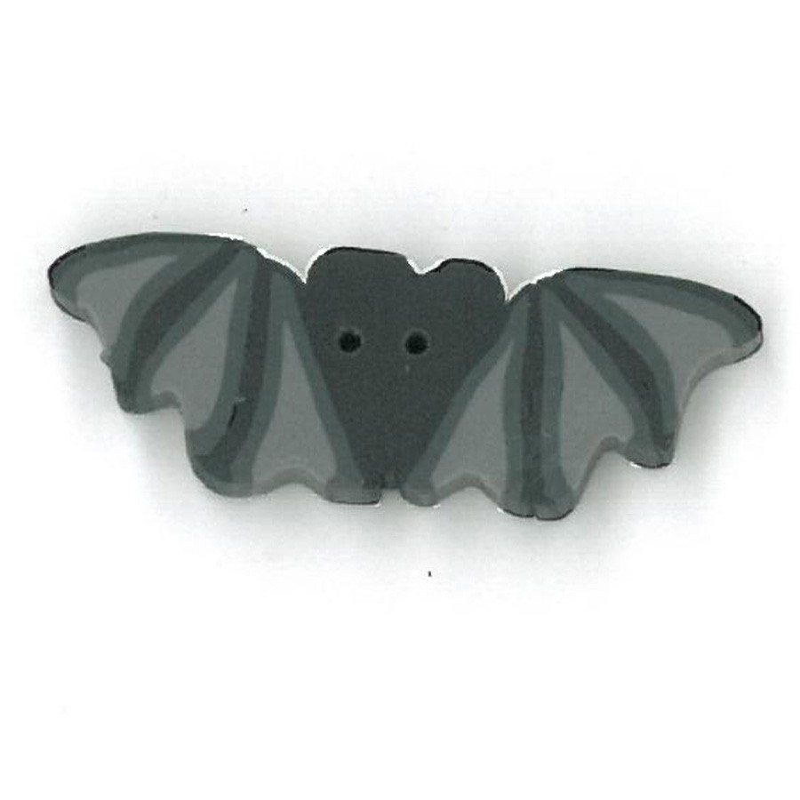 small flying black bat