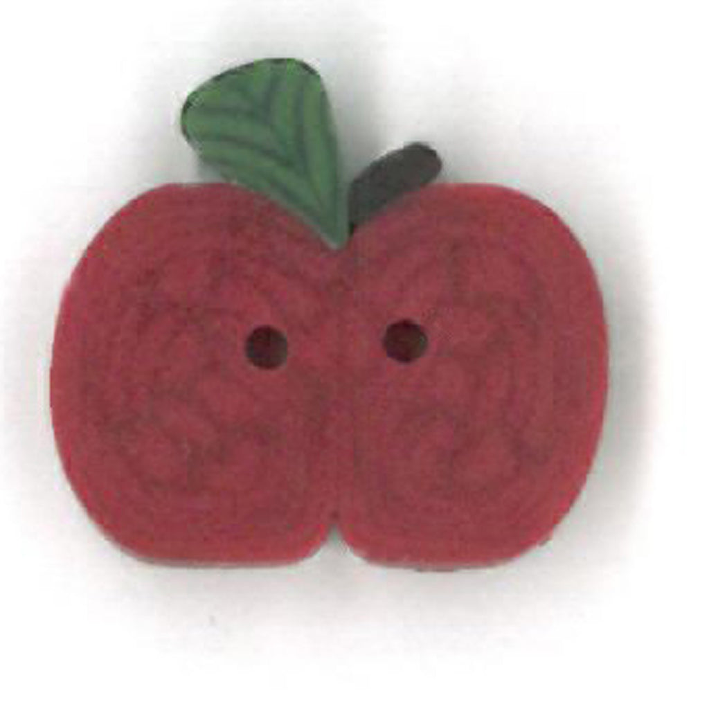 tiny red apple