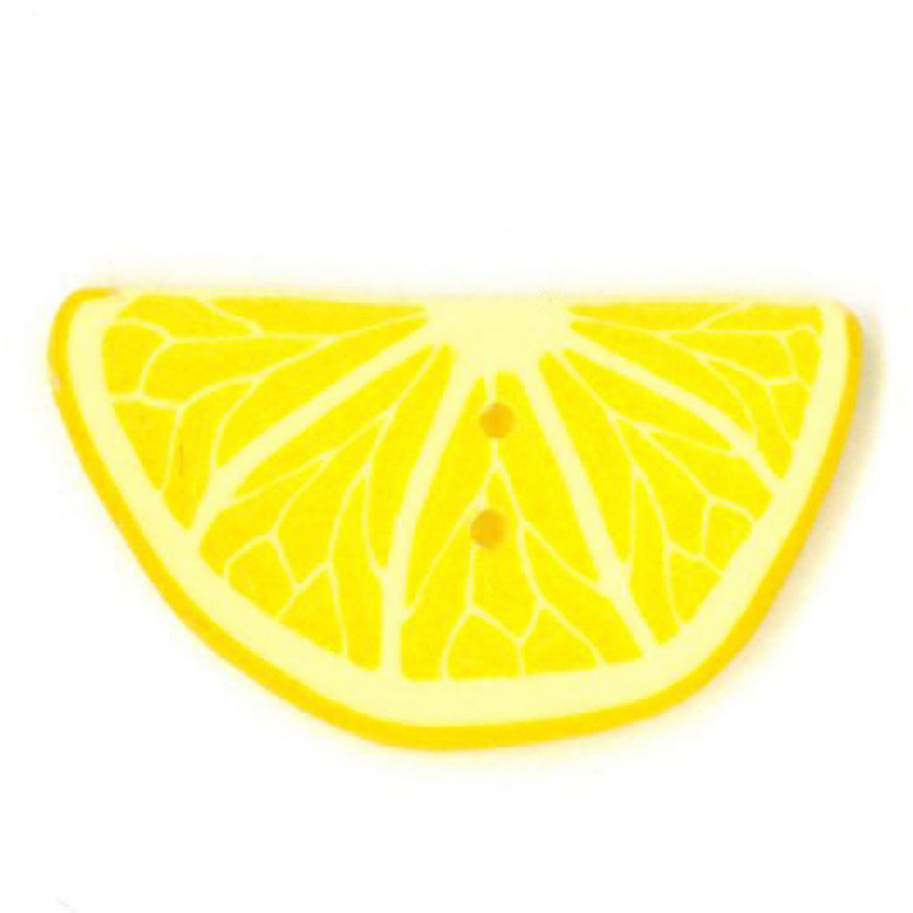 half lemon slice