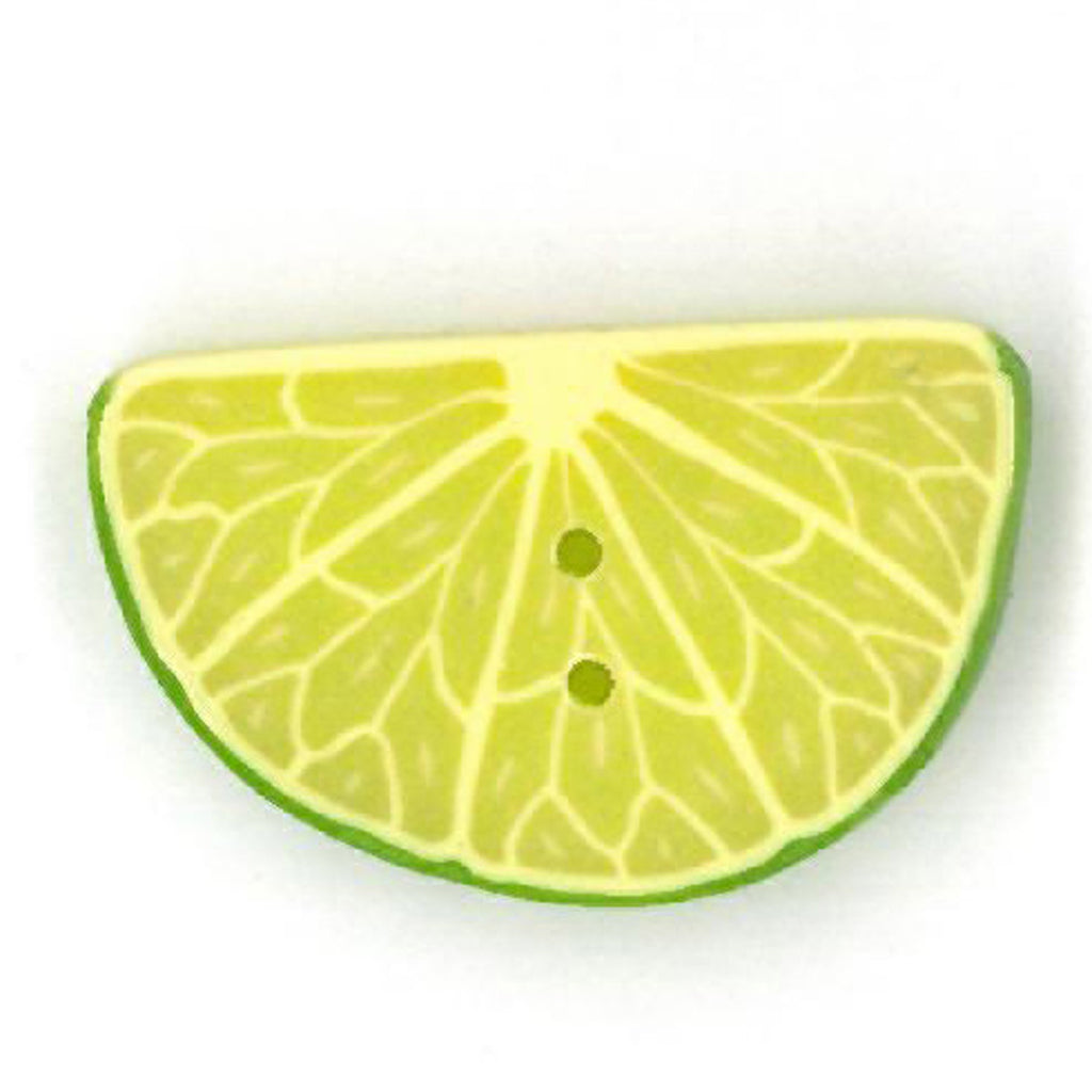 medium half lime slice