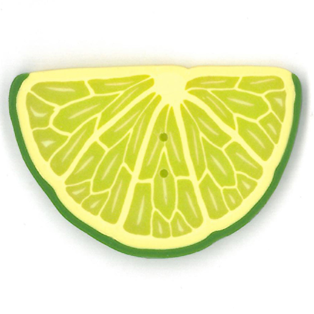 extra large half lime slice