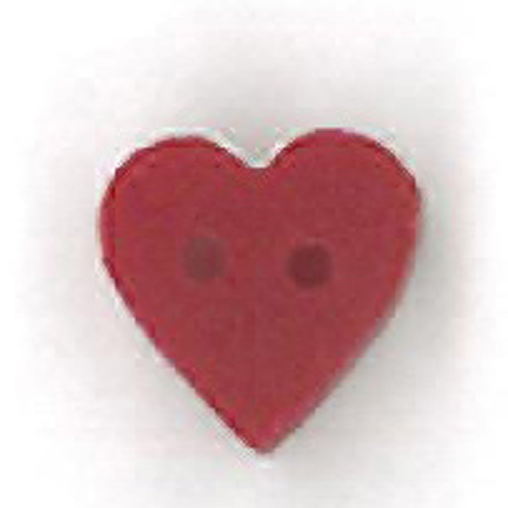 tiny red heart