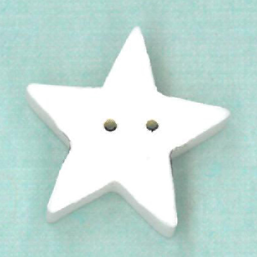 large white star