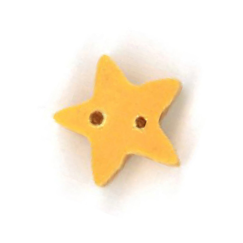 small golden star
