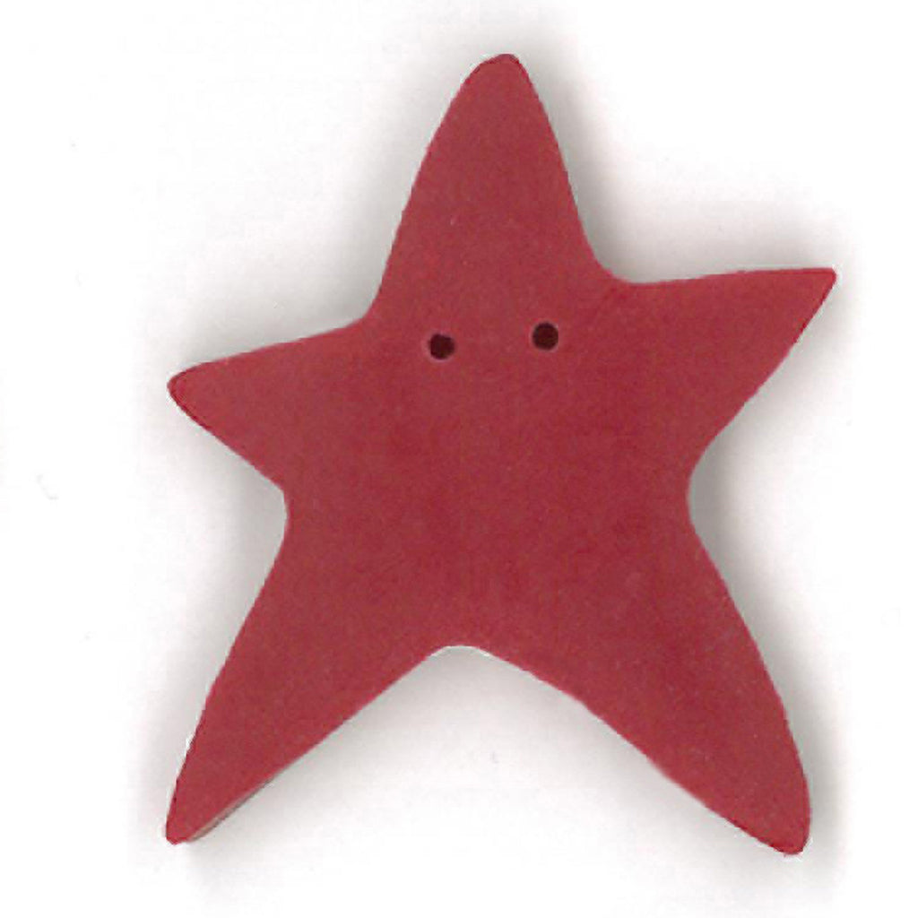 extra large red star