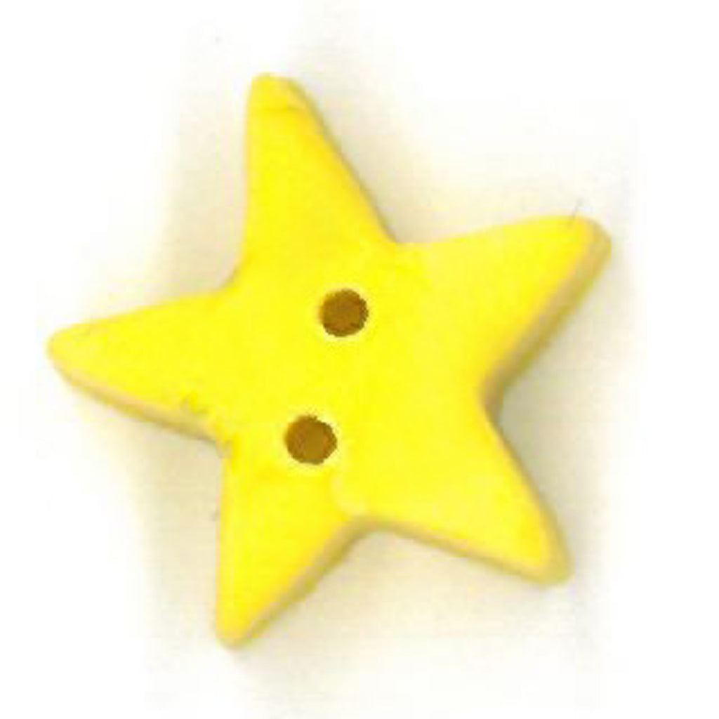 medium lemon star