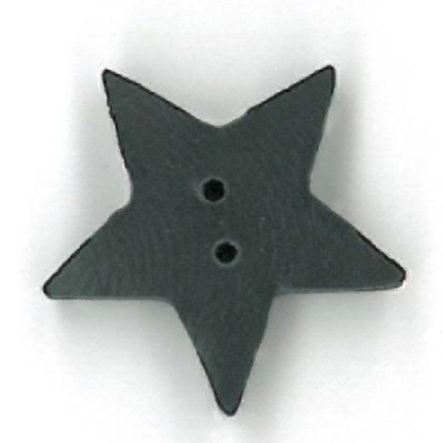 large black star