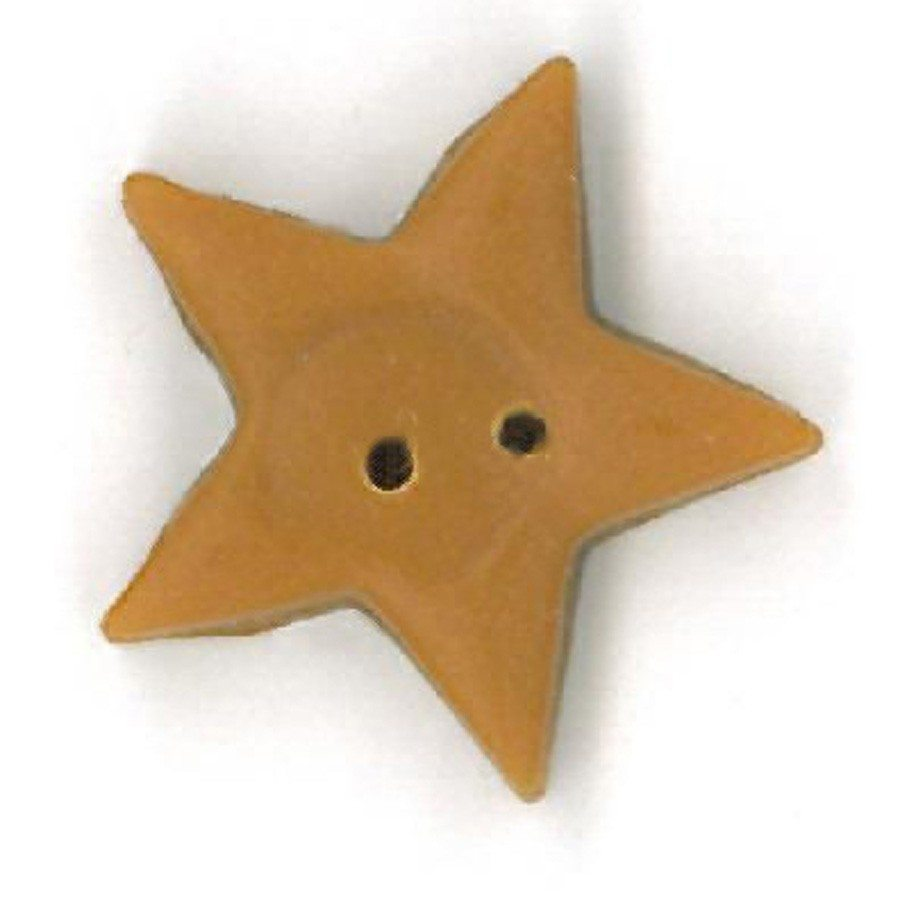 large tarnished gold star