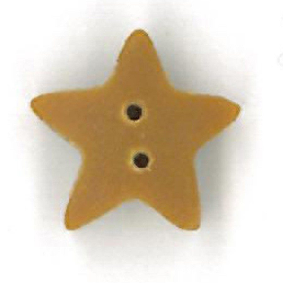 small tarnished gold star