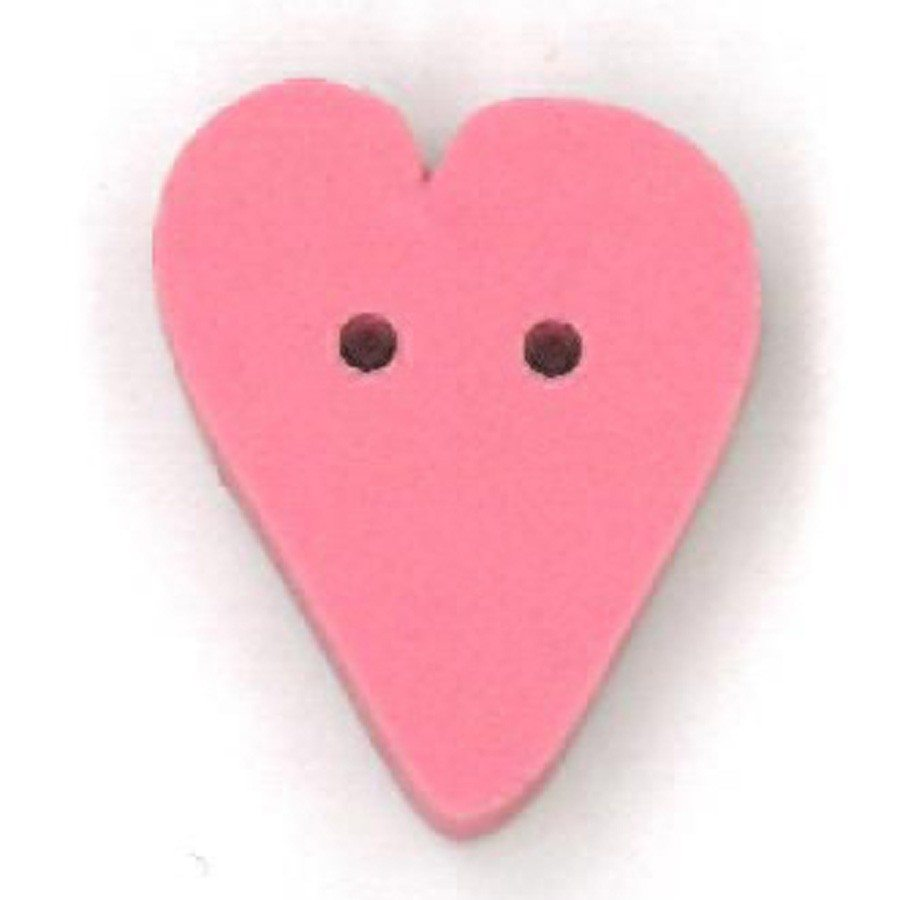 small baby pink heart