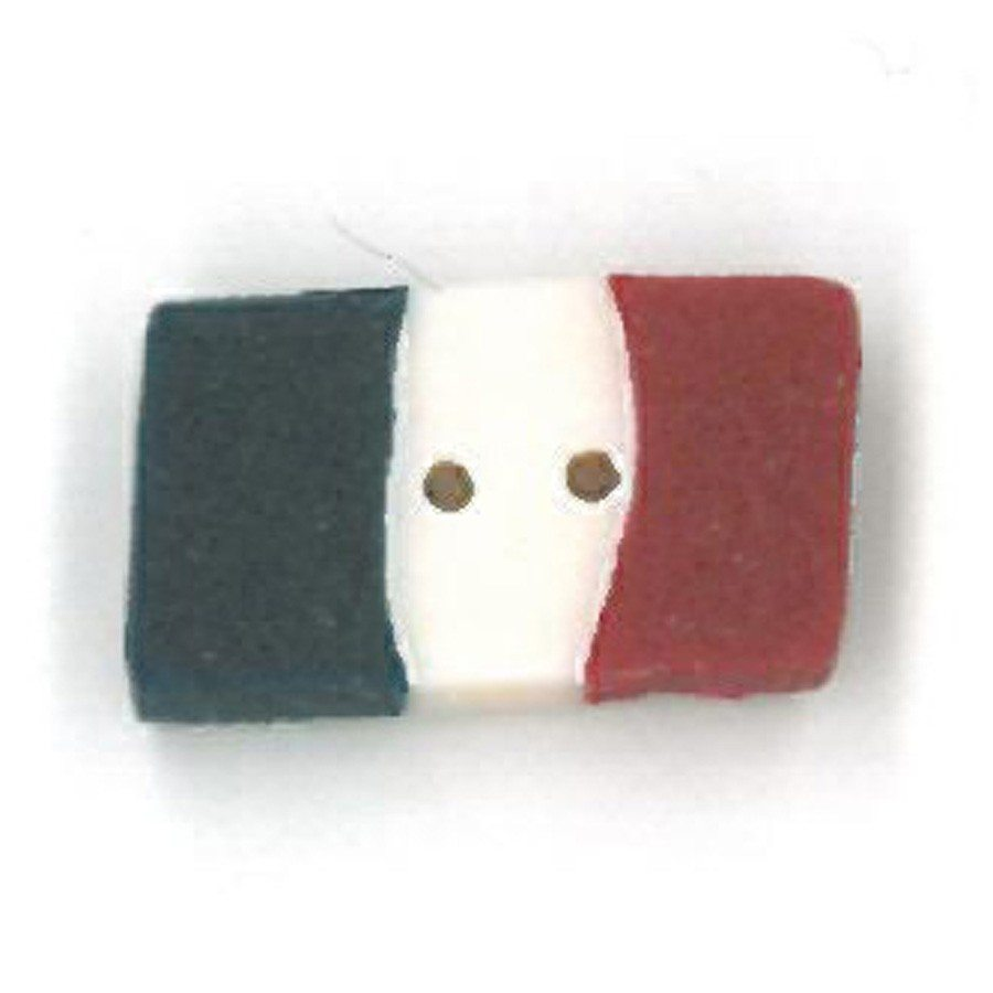 tiny French flag