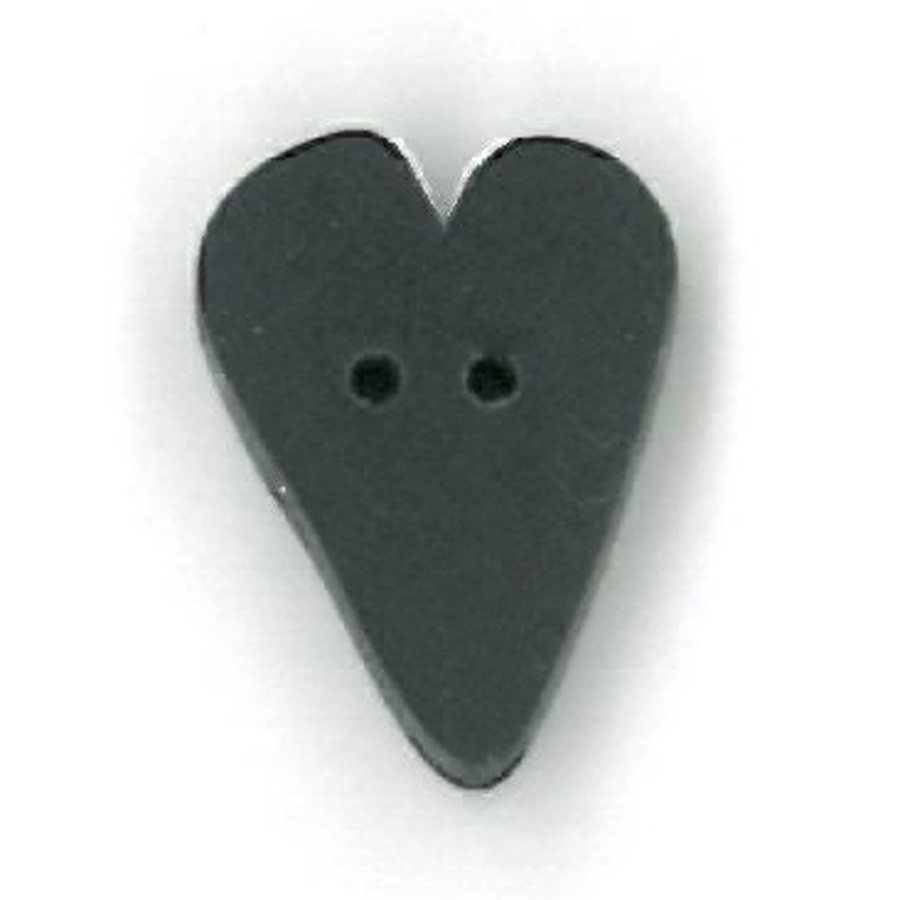 small black heart