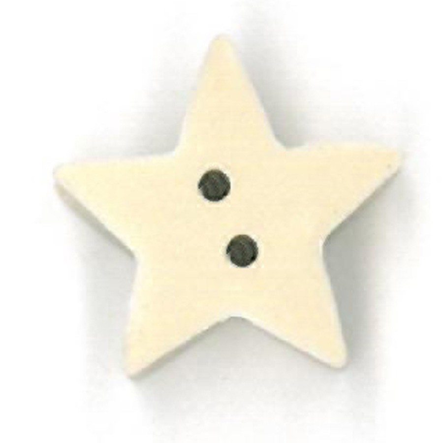 medium tea-dyed star