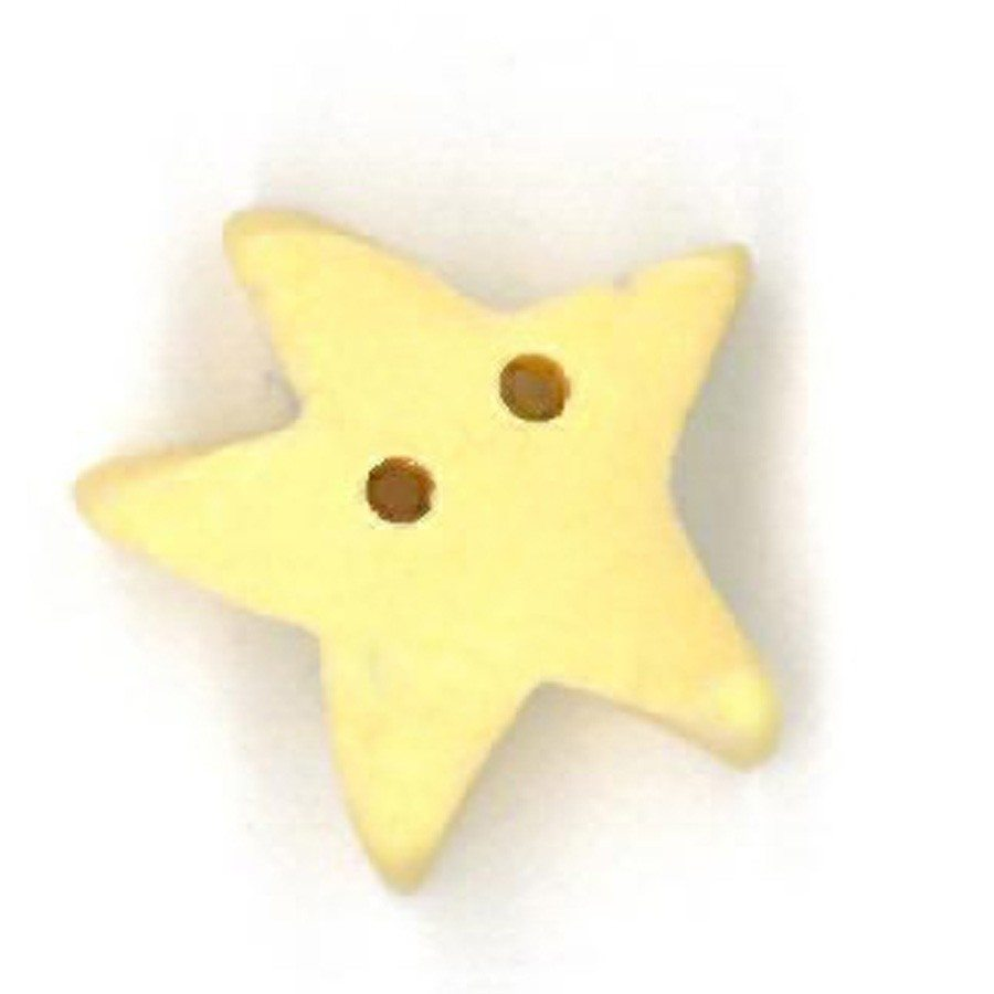 medium butter star