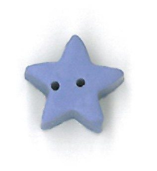 small periwinkle star