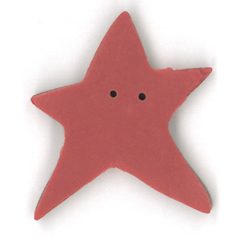extra large raspberry star